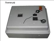 Бытовой инкубатор «Несушка» на 104 яйца,  авт пер, цифровой-12v