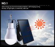 Переносная Лампа на солнечной батарее 15 вт